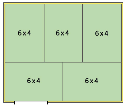 Stable Layout 10x12